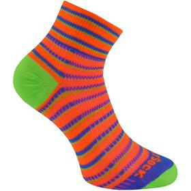 Wrightsock Coolmesh II Socks Quarter Socks orange